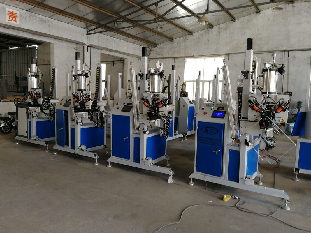 Touch Screen Desiccant Filling Machine With Automatic Drilling & Automatic Sealing,Automatic Desiccant Filling Machine