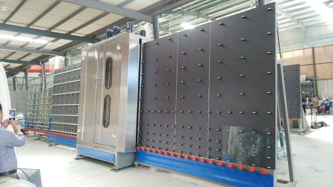 Stainless Steel Vertical Double Glazing Machinery Low – e Glass Washing Machine,Vertical Glass Washer,Flat Glass Washer
