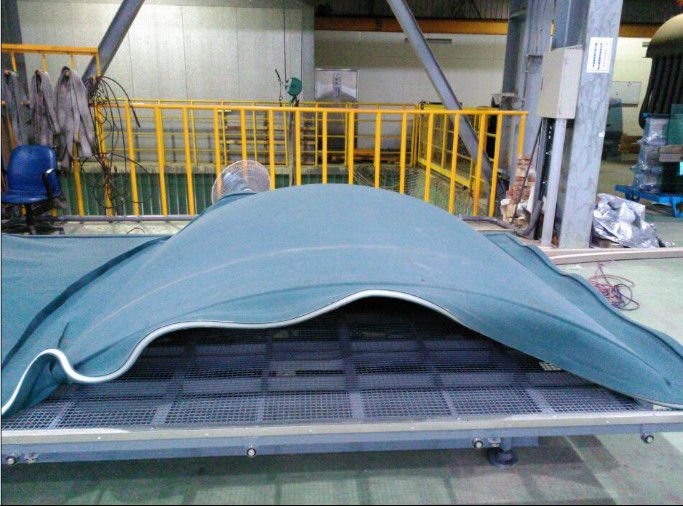 Automatic Industrial Laminating Equipment,Curved Laminated Glass Machine for Car Windscreen  2200x3200mm