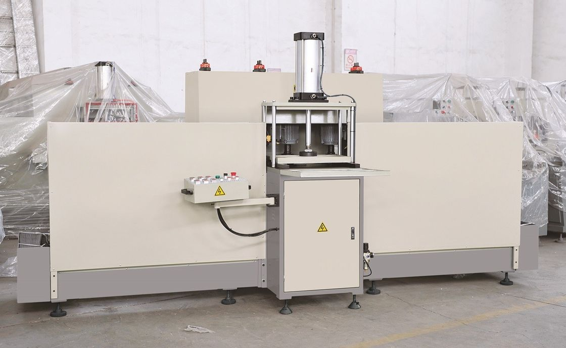 Profile Aluminum Milling Machine , Aluminium Fabrication Machinery 380V/220V