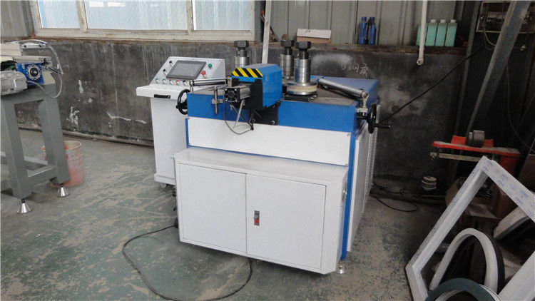 Arch Window Cnc Aluminum Profile Bending Machine 150mm Min Diameter Of Bending