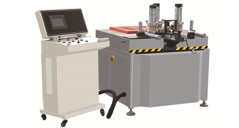CNC 3 Roller Bending Machine , Aluminum Profile Pipe Bending Machine high speed