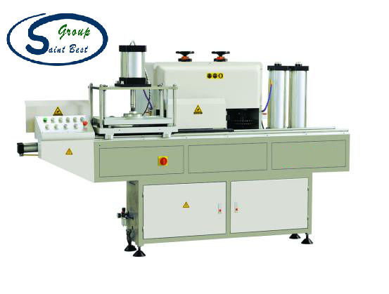 Aluminum Profile Heavy Duty Automatic End Milling Machine with Five Cutter / Automatic End Milling Machine