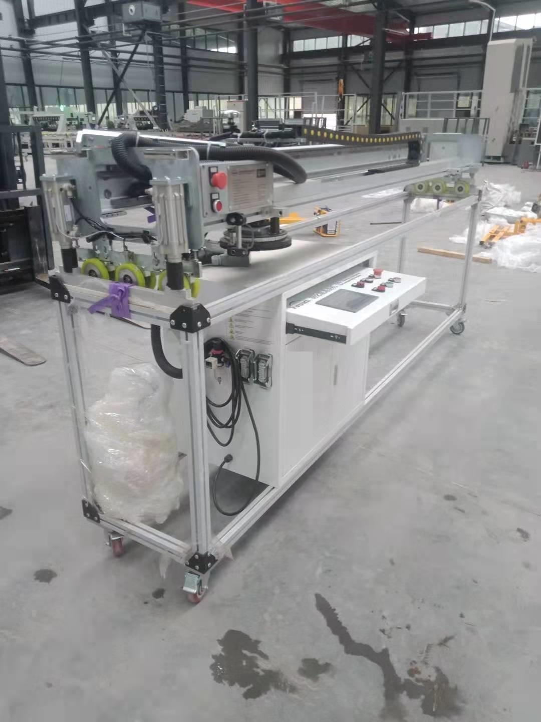 Ceramic Roller Cleaning Machine,Glass Toughening Furnace Roller Cleaning Machine ,Glass Tempering Funace Roller Cleaner,Ceramic Roller Cleaning Machine Featured Image