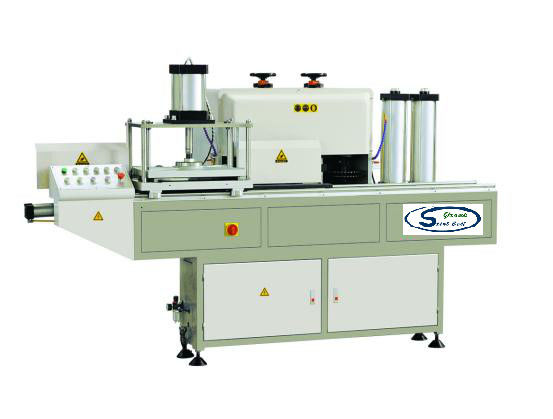 Automatic End Face Milling Machine for Aluminum Profile /  End Milling Machine