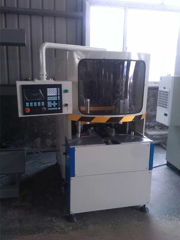 Vinyl / UPVC Window Machine For Profile Welding Seam Cleaning 380V 50Hz