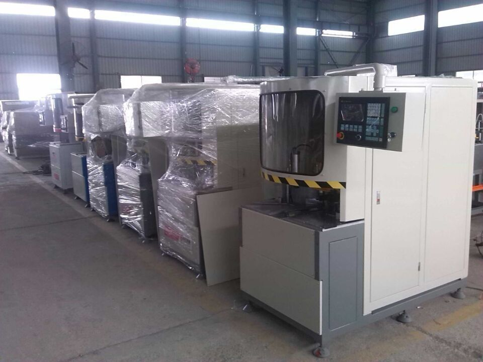 CNC Corner Cleaning Machine for  PVC  Window  UPVC Window Machine,CNC Corner Cleaning Machine