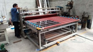 Mirror Glass Protective Film Laminating Machine,Glass Film Lamination Machine,Glass Film Coating Machine with Cutter