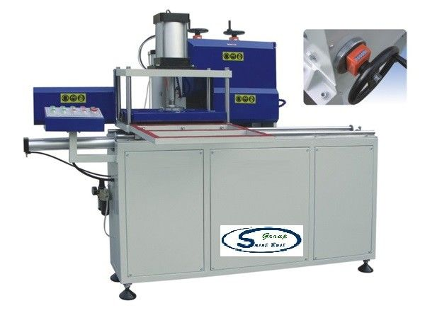 Aluminum Profile End Surface Brushing Machine,Aluminum Window  Machine