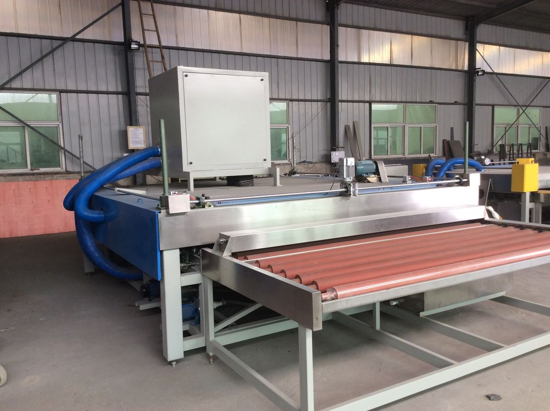 Horizontal Double Glazing Machinery Low – E flat glass washer Equipment