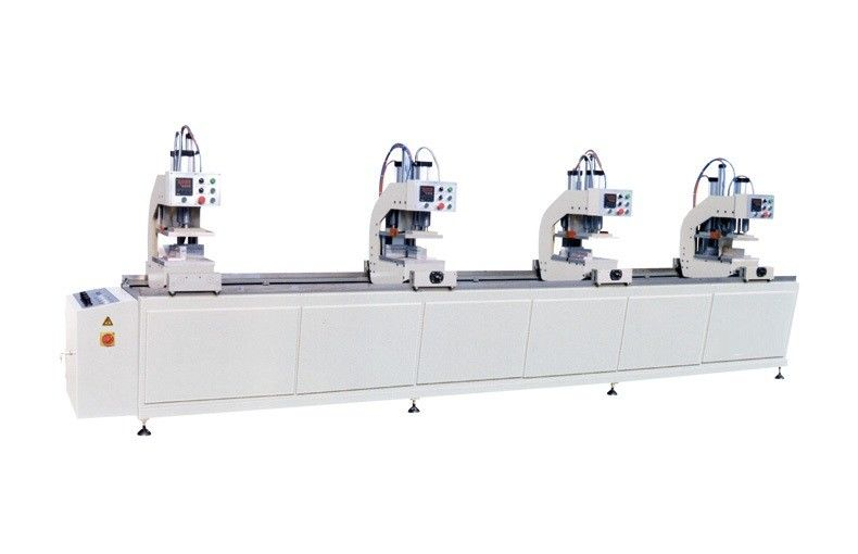 PVC Window Four Head Welder,Four Head PVC Welding Machine,uPVC Window Machine Featured Image