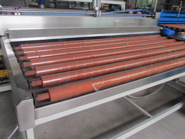 Automated Double Glazing Machinery Glass Washer for Tempering Furnace