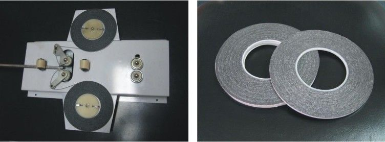 Applicator for Butyl Tape for Primary Seal of Insulated Glass