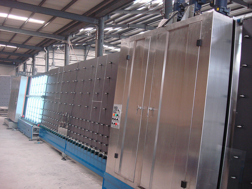 Stainless Steel Vertical Insulating Glass Production Line,Full Automatic Insulating Glass Machine,Automatic DGU Line