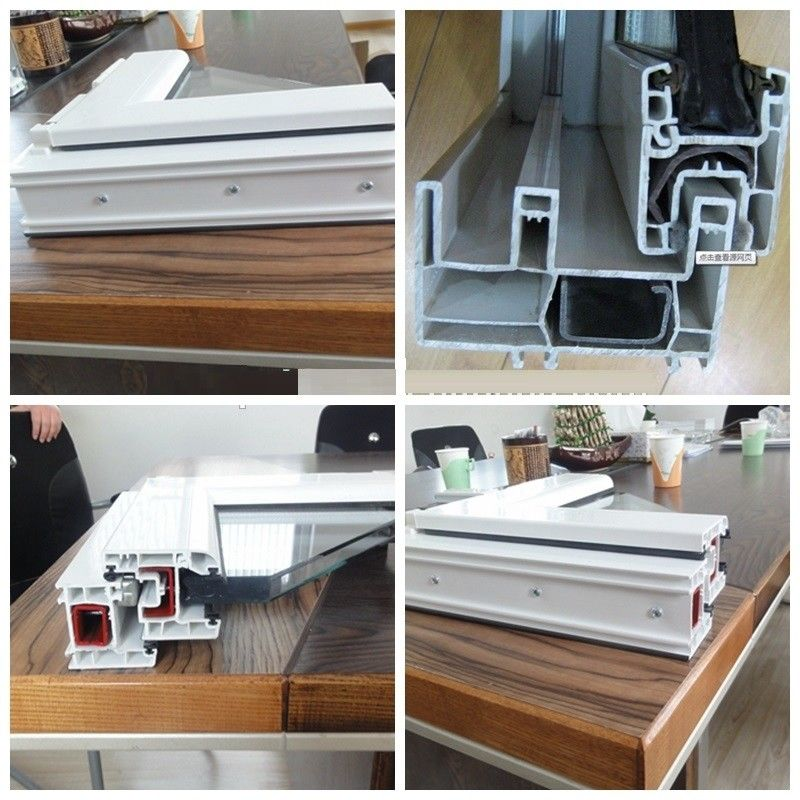 Professional Window Fabrication Machinery , Glazing Bead Saw For Vinyl Profile