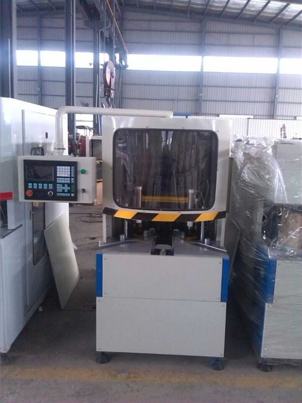 Vinyl Window and Door Machinery Window Cleaning Equipment  UPVC Window Machine,CNC Corner Cleaning Machine