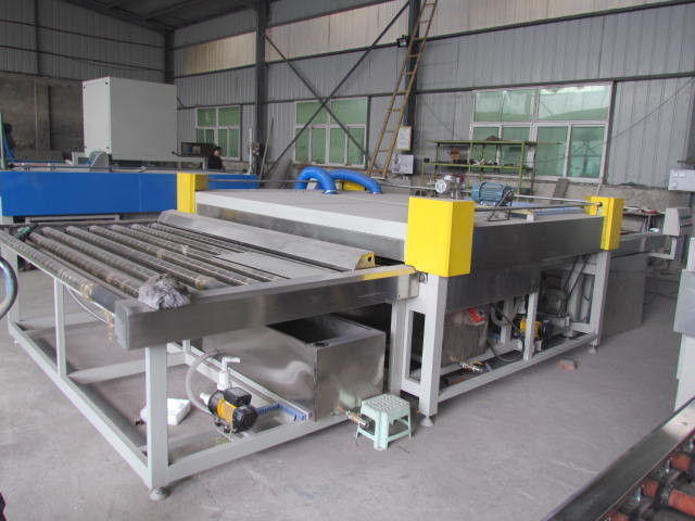 Full Automatically Double Glazing Machine Horizontal Glass Washer,Horizontal Glass Washing Machine,Glass Washing Machine