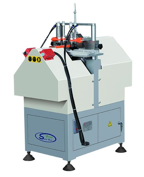 High Speed Window and Door Machinery PVC Profile Glazing Bead Saw