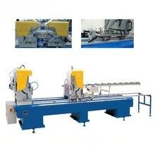 Aluminum Window Double Mitre Cutting Saw 430mm~5000mm Cutting Length