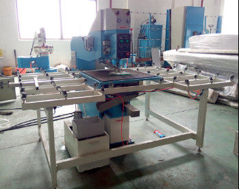 Semi Automatic Glass Drilling Machine With Lower Drilling Bit PLC Control System