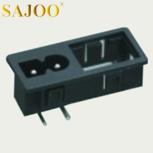 2019 wholesale price Rleil Socket - JR-201SD8AR – Sajoo
