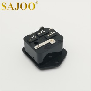 China wholesale Taiwan Socket - JR-101-1F – Sajoo
