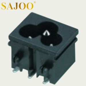POWER SOCKET JR-307E(PCB)