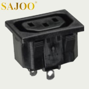 Manufacturer for Honyone Socket - JR-121S-G – Sajoo