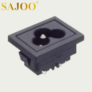 JEC AC POWER SOCKET JR-307SB(S)