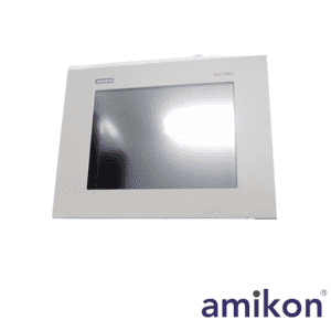 SIEMENS 6AV8100-0BB00-0AA1 LCD MONITOR WITH RESISTIVE TOUCH