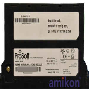 PROSOFT MVI56E-GSC Communication Module