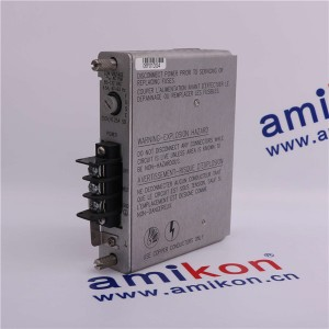 Bently Nevada 125840-02 Low Voltage AC Power Input Module