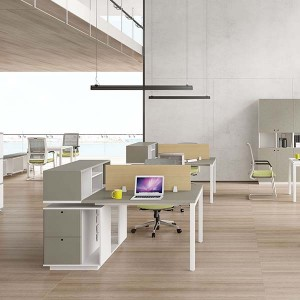 Low price for Semi Circle Office Desk -