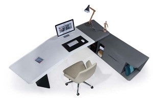 Neofront office table/ office desk/ Executive space with Italian quality