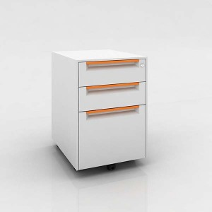 Saosen atwork steel cabinets/ drawer units/locker/storage office furniture