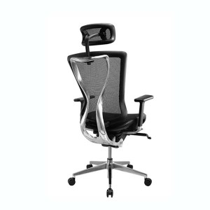Saosen office chair/ boss chair/president chair/ chairman chair with intelligent chassis/function chair