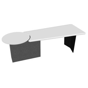 Neofront function executive table/ Director desk/ adjustable desk/electrical table