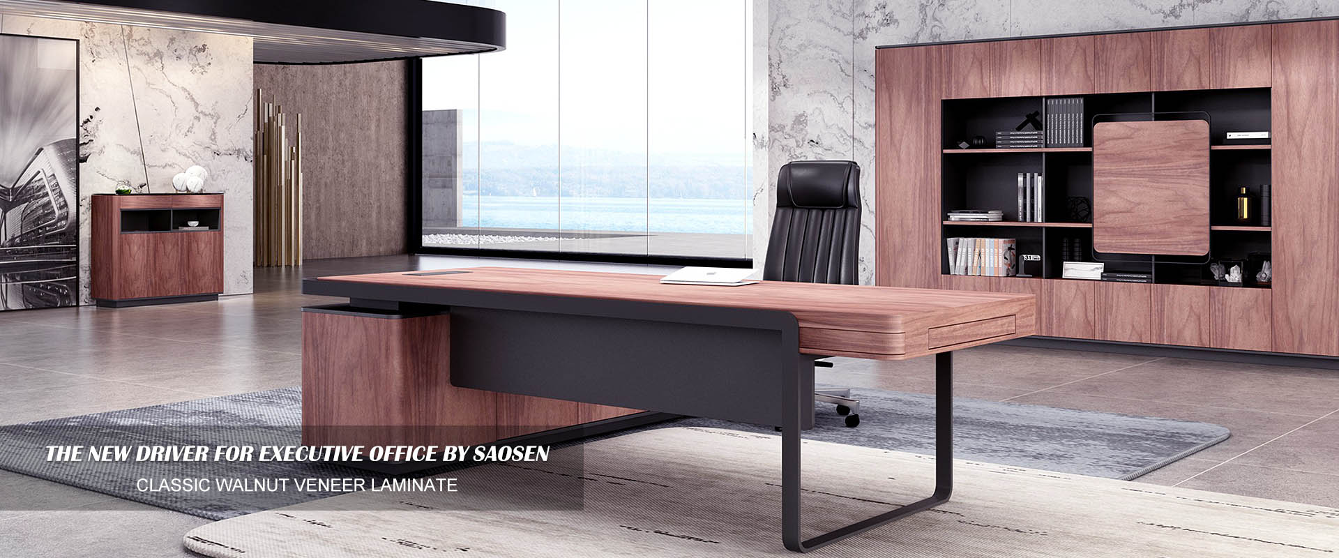 KLASIK WALNUT PLACAGE DU