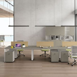 Atwork open office space / modern style workstations