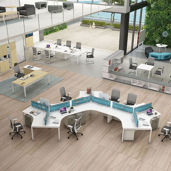OEM China Veneer Office Furniture -