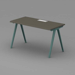Neofront Desk Systems + Bench-Single divi workstation / extensionable mudonzvo tafura