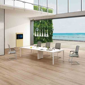 Supply ODM Morden Design Office Conference Wooden Office Table