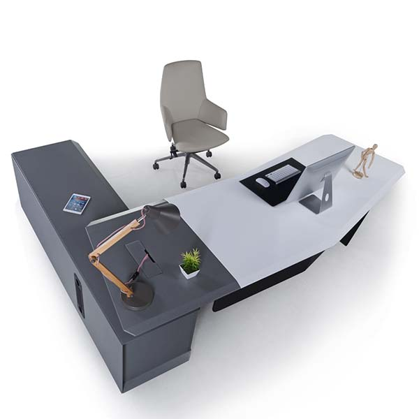 China Cheap price Popular Manager Office Desk -