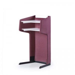 Trending Products Church Wood Pulpit,Modern Church Podium,Church Rostrum