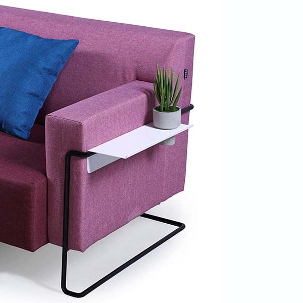 Short Lead Time for Office Sofa Design -