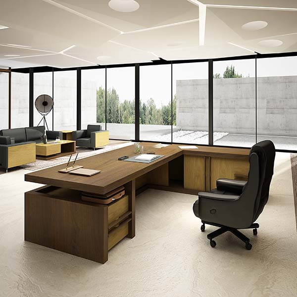 Professional Design Steel Computer Desk Table -