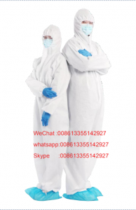 High Quality  Medical Protection Isolation and Medical protective clothing