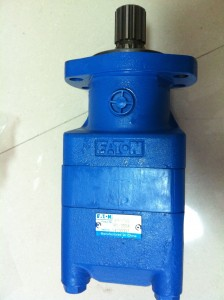 Excavator Engine Parts Original OMB-195 Cycloid Hydraulic Motor