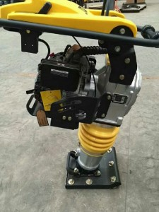 Excellent quality vibratory tamping compact rammer manufacturers