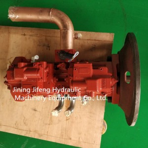 Hydraulic Main Pump K3V63DT-1ROR for 708-25-04051 708-2L-00150 Excavator PC200-5 PC200-6
